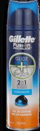 Gel de Barbear Gillette Fusion ProGlide Hidratante 195g