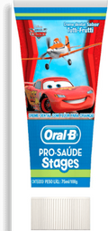 Creme Dental Oral B Stages Infantil 100 g