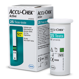 Accu-Chek Active Mic 25 Tiras