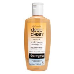 Adstringente Neutrogena Deep Clean 200 mL
