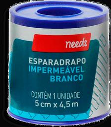 Esdrapo Impermeável 5cm X 4,5m Needs 1 Und