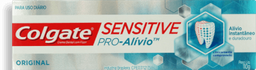 Creme Dental Colgate Sensitive Pró Alívio 110g