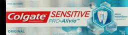 Creme Dental Colgate Sensitive Pró Alívio 110g