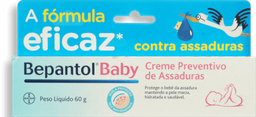 Creme Bepantol Baby Contra Assadura 60 g