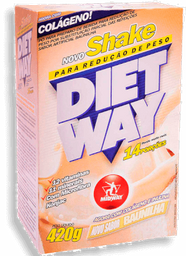 Shake Diet Way Midway 420g
