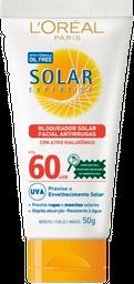 Protetor Solar Facial Anti-rugas FPS 60 de L'Oréal Paris 50g