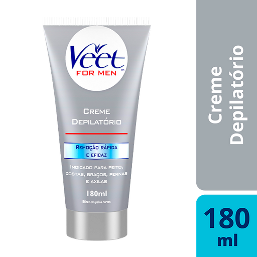 Veet For Men Creme Depilatório Corporal