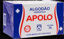 Algodão Hidrófilo Apolo 25 g