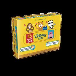 Box Kleenex CLASSIC 60un - L60P50
