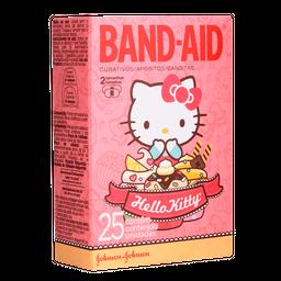 Curativo Hello Kitty Band-Aid 25 U