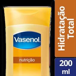 Loção Hidratante Vasenol Nutrição Total 400mL