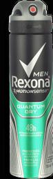 Desodorante Rexona Men Quantum Dry 150mL
