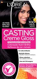 Coloração Casting Creme Gloss 100 Preto Noite