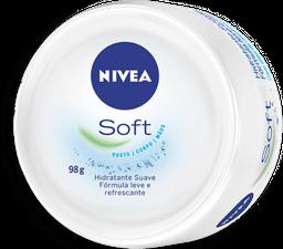 Hidratante Soft Nivea 98g