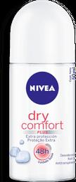 Desodorante Nivea Roll-On Dry Comfort 50 mL