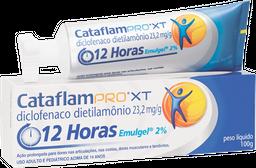 Cataflampro XT Novartis 100g Emulgel