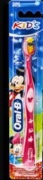 Escova Dental Infantil Oral B Mickey 1 U
