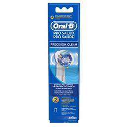 Refil De Escova Eletrica Oral B Prec Clean Com 2 Und