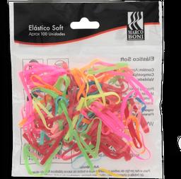 Elástico Marco Boni Soft Colors 100 Unds