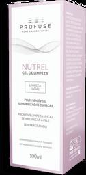 Gel de Limpeza Facial Profuse Nutrel 100 mL