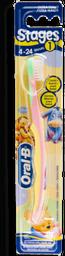 Escova Dental Infantil Oral B Stages 1 1 U
