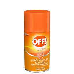 Repelente Off Family Aerosol 165 mL