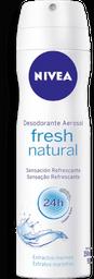 Desodorante Nivea Natural Fresh 24H 150mL