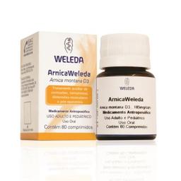 Arnica Weleda 80 Comprimidos