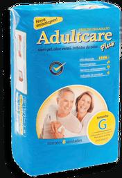 Fralda Adultcare Geriátrica Adultcare G 8un