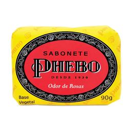 Sabonete Phebo Odor Rosas 90 g