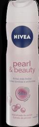 Desodorante Aerosol Nivea Pearl e Beauty 150mL