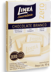 Chocolate Branco Linea Zero Açúcar 30 g