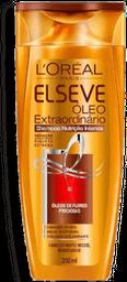 Shampoo Óleo Extraordinário Elseve L'Oréal Paris 200Ml