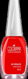 Esmalte Colorama 40 Graus