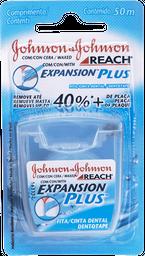 Fio Dental REACH® EXPANSION PLUS™ 50m