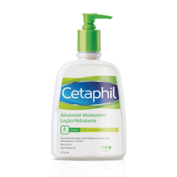 Creme Hidratante Cetaphil Advanced Moisturizer Pump 473 g