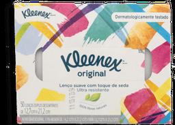 Lenços de Papel Kleenex 50 Und