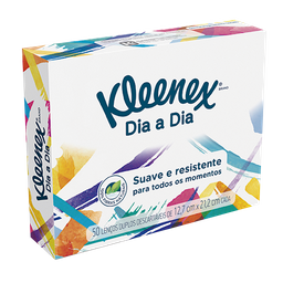 Box Kleenex CLASSIC 50un - Regular