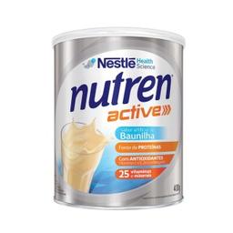Suplemento Alimentar Nutren Active Baunilha Prebio 400 g
