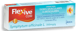 Creme Antiinflamatorio Flexive Topico 350Mg 25 g