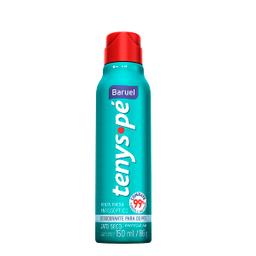 Desodorante Tenys Pé Baruel JS Menta Fresh 92g