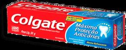 Creme Dental Colgate Maxima Proteção Anticaries Menta 50 g