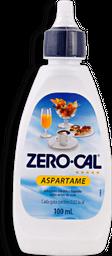 Adoçante Líquido Zero Cal Aspartame 100 mL