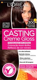Coloração Casting Creme Gloss 300 Castanho Escuro