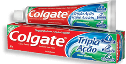 Creme Dental Colgate Tripla Ação Menta Original 90g
