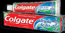 Creme Dental COLGATE TRIPLA ACAO 90G