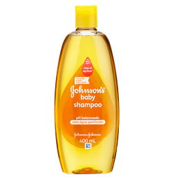 Shampoo Johnson Baby Neutro 400 mL