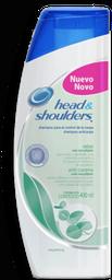 Shampoo Anticaspa E Anticoceira Head&Shoulders 400mL