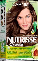 Coloração Nutrisse Creme 50 Amendoa