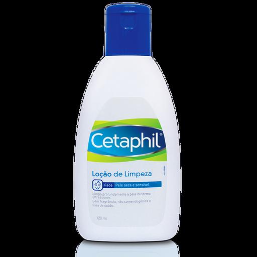 CETAPHIL LOCAO LIMPEZA 120 ML